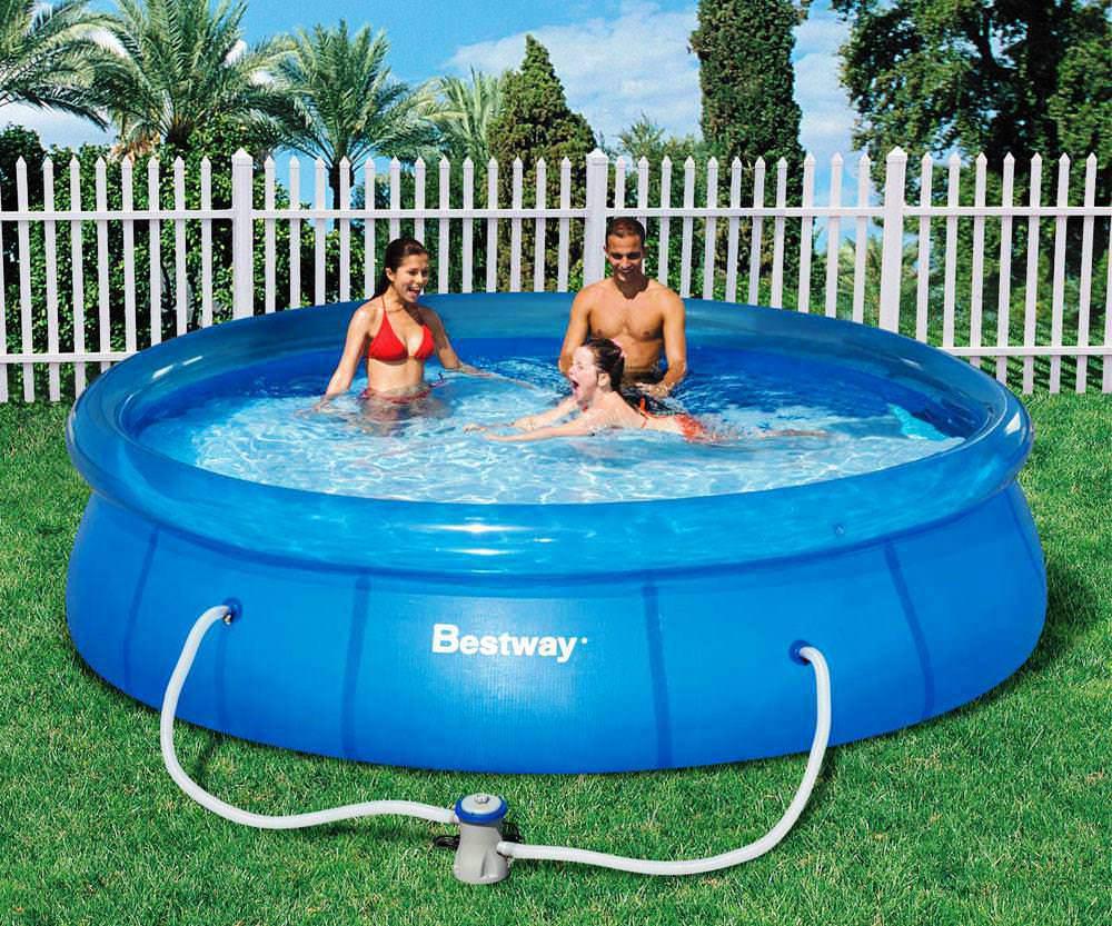 C mo realizar el mantenimiento de piscinas hinchables - Mantenimiento piscina hinchable ...